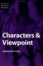 Elements of Writing Fiction: Characters & Viewpoint