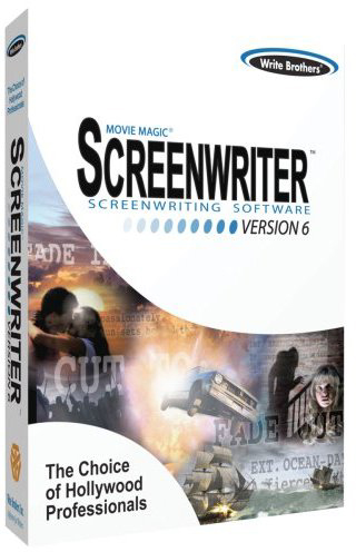 Movie Magic Screenwriter v6